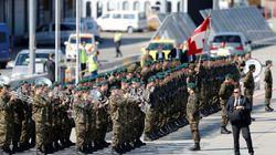 Απαγόρευση εξόδου για όλο τον ελβετικό στρατό λόγω κρούσματος