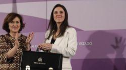 Podemos acusa a Carmen Calvo de intentar bloquear la ley de libertad