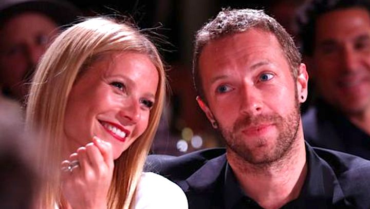 Gwyneth Paltrow and Chris Martin, pictured in January 2014.