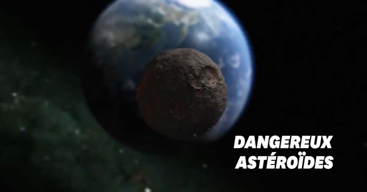 Cet astéroïde de 4km va passer près de la Terre (mais pas de panique)