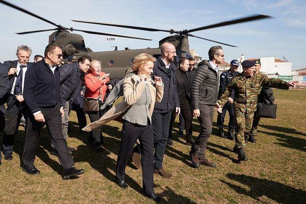 Μητσοτάκης: Ασύμμετρη απειλή για την Ελλάδα, οι απειλές Ερντογάν δεν