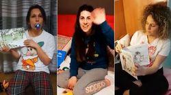 Scuole chiuse per il coronavirus: maestre di Grugliasco mandano un video a sera ai loro