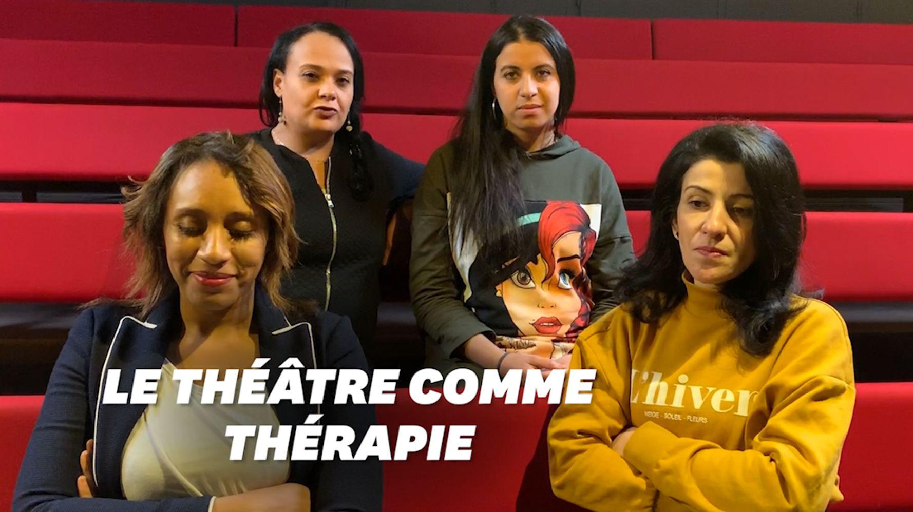 """Avec """"Balance ton rêve"""", quatre femmes utilisent le théâtre pour libérer la parole"""