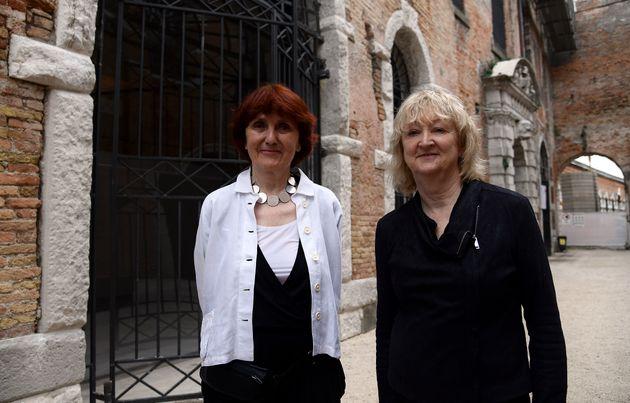 Yvonne Farrell et Shelley