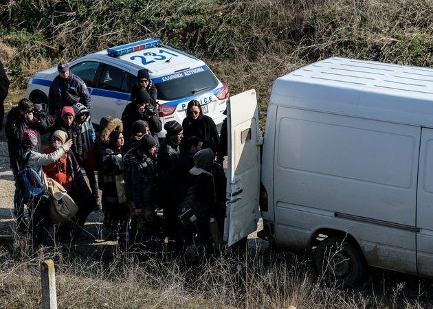 Μπλόκο σε 26.000 άτομα που προσπάθησαν να περάσουν στην Ελλάδα τις τελευταίες