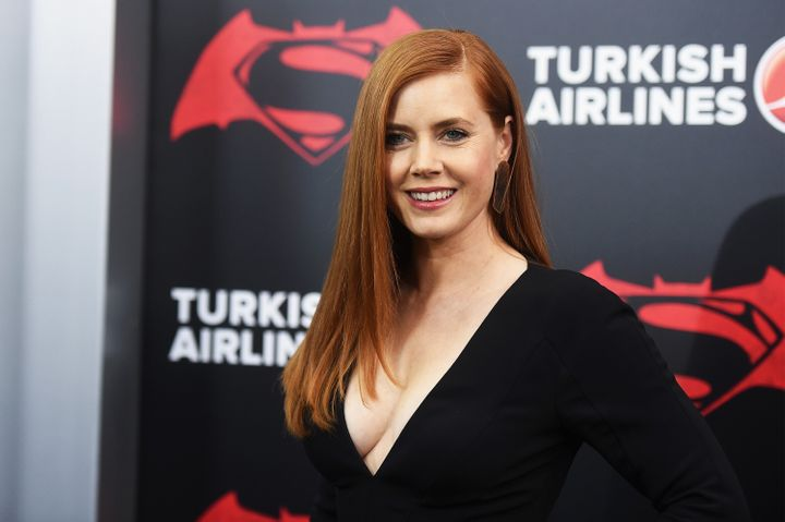 "Though she's known for her red hair, Amy Adams revealed her natural hair color is <a href=""https://www.popsugar.com/beauty/Amy-Adams-Natural-Hair-Color-46205072"" target=""_blank"" rel=""noopener noreferrer"">a lighter strawberry blond</a>."