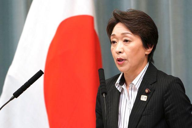 Seiko Hashimoto, ministre en charge des Jeux olympiques et paralympiques (photo