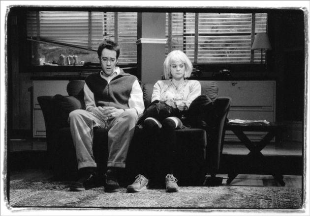 François Létourneau et Fanny Mallette dans la pièce «Cheech», jouée...