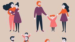 家族の形が37種類あるデンマーク。家族が目まぐるしく変化する日常と人々の心