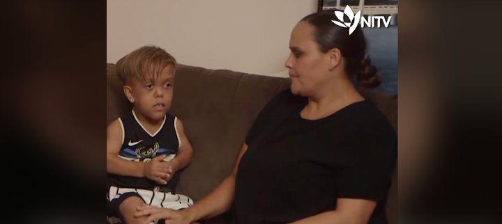 Quaden Bayles NITV interview