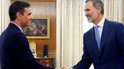 El rey preside el Consejo de Seguridad Nacional con Sánchez e