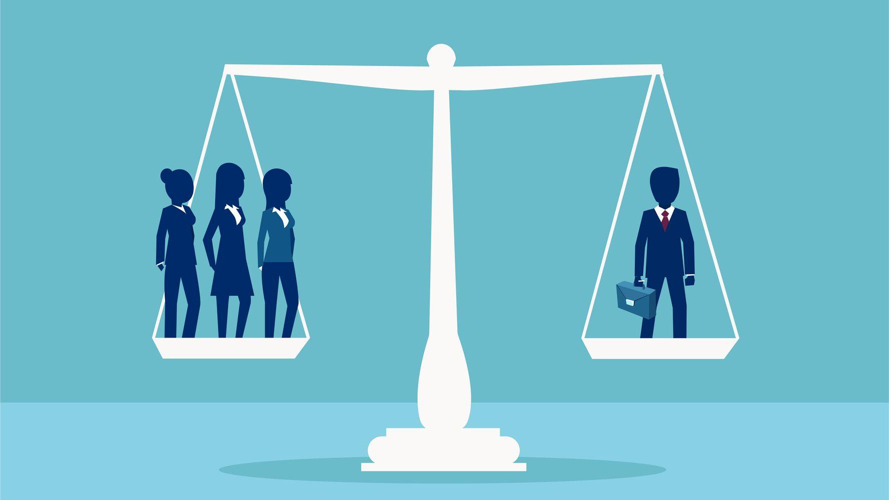 recherche sur légalité homme femme