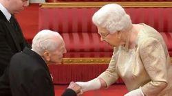El motivo por el que la prensa británica no deja de comentar esta imagen de Isabel II: fíjate