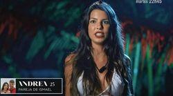 Andrea, de 'La isla de las tentaciones', cuenta por primera vez sus desencuentros con Óscar: