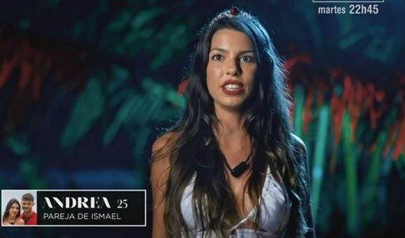 Andrea, de 'La isla de las tentaciones', cuenta por ...