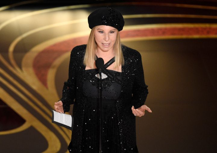Barbra Streisand returned to bashing Donald Trump with a blistering new column.