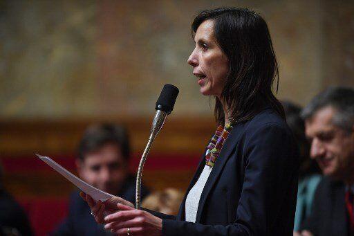 Contre le 49-3, la députée LREM Albane Gaillot a voté la motion de