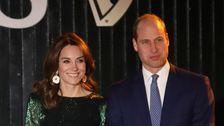 Prinz William Scherzt Über Die Verbreitung Coronavirus Während Royal Engagement
