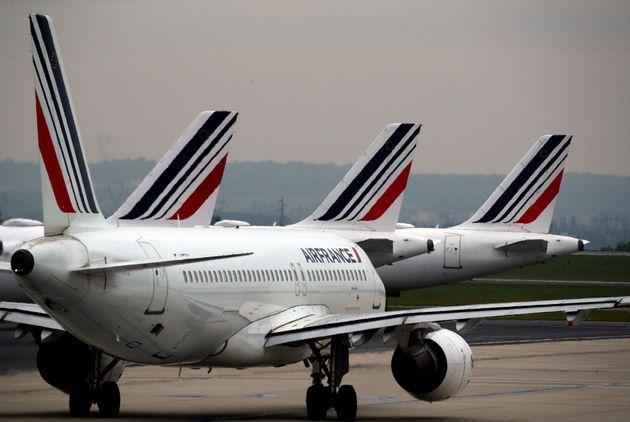 Air France propose d'annuler ou de rembourser, sans frais, les vols prévu jusqu'au 31