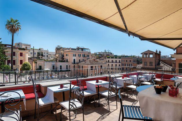 Primavera romana con vista: la top 10 delle terrazze gourmet nella