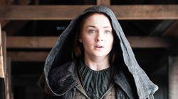 Sophie Turner a arrêté de regarder «Game Of Thrones» pour une triste