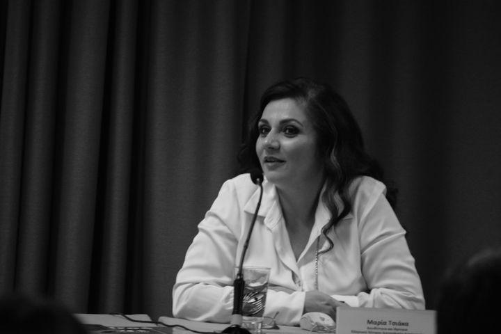 Δρ. Μαρία Τσιάκα