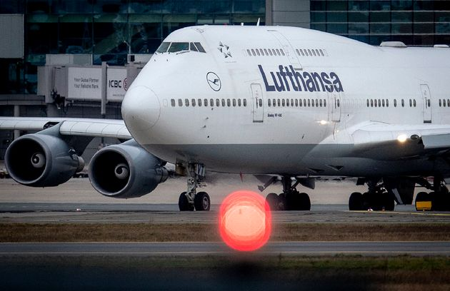 Η Lufthansa καθηλώνει 150 αεροσκάφη της λόγω