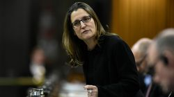 Freeland To Chair New Cabinet Committee Focused On Coronavirus