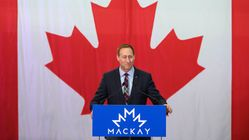 MacKay Leading Tory Leadership Race, But It's No Sure Thing: