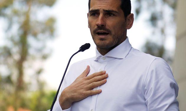 La Policía portuguesa registra la casa de Iker Casillas en una operación contra el fraude