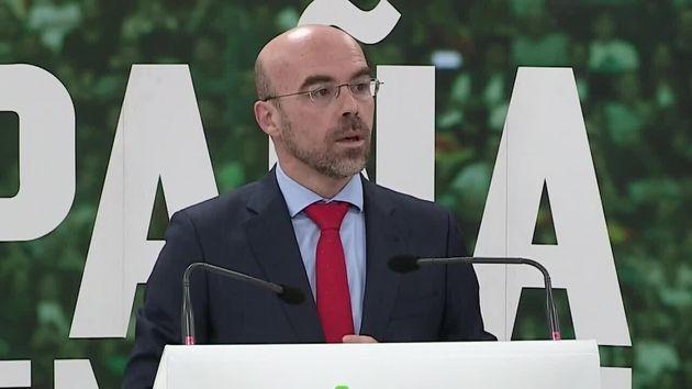 Jorge Buxadé (Vox):