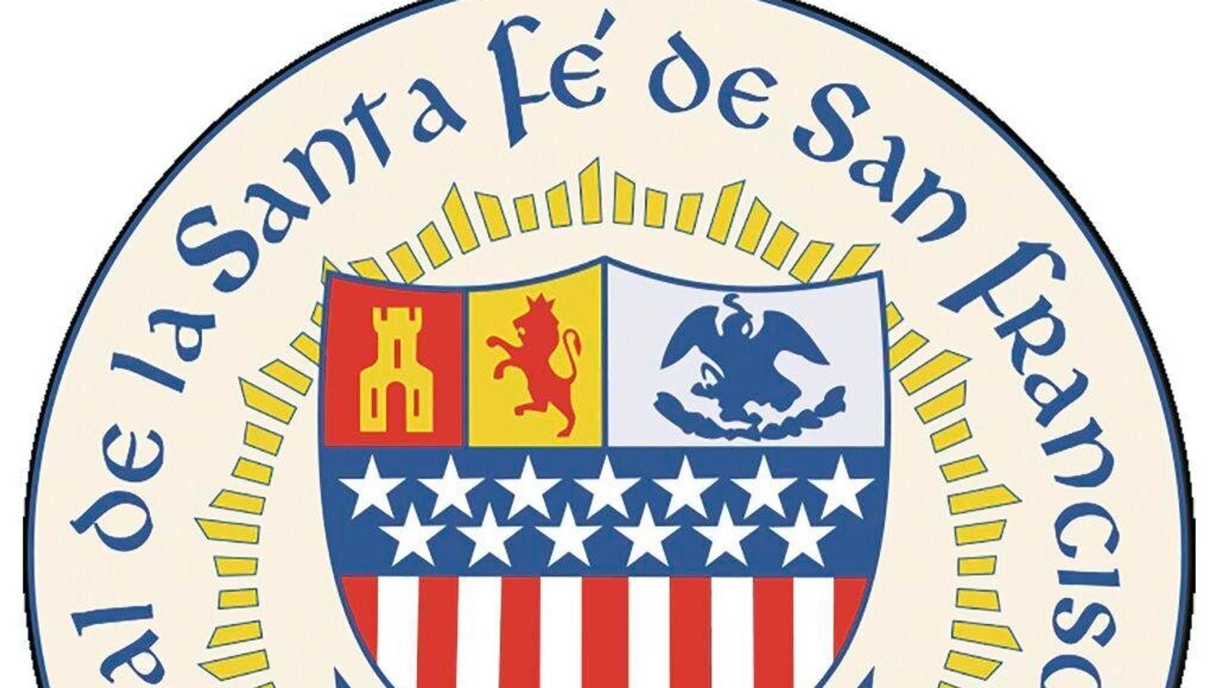 ¡Eso lo sella! El sello oficial de la ciudad de Santa Fe tiene una marca de acento en un lugar equivocado