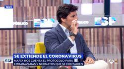 El gesto de Fran Rivera en 'Espejo Público' que ha levantado
