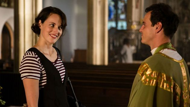 Phoebe Waller-Bridge e Andrew Scott em