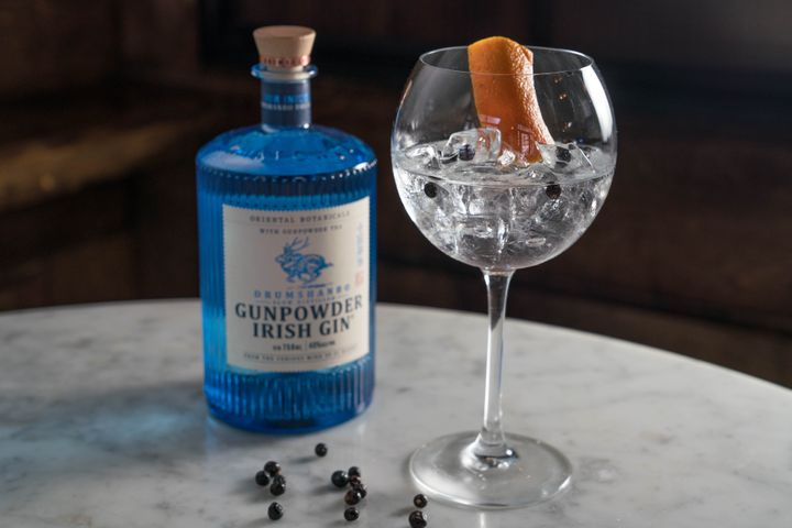 """Gin accompanied with flavored tonic is the go-to drink in Ireland,"" says bartender Darragh McConnon."