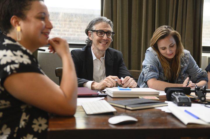 "Ira Glass on HBO's ""High Maintenance."""