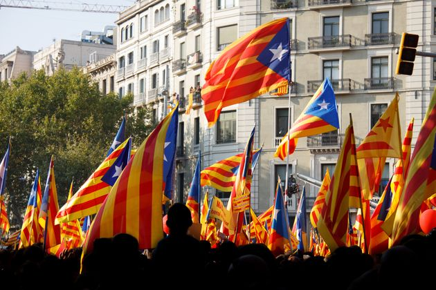 Spagna e Catalogna attorno al