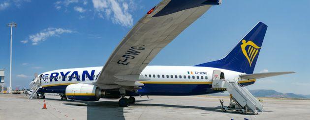 Trasporto aereo a terra: Ryanair e Blue Panorama chiedono la cassa integrazione allo