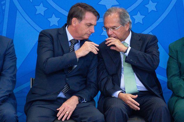 Ministro da Economia, Paulo é responsável por conduzir a reforma administrativa no governo...