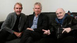 Genesis se reforme pour une tournée au Royaume-Uni fin