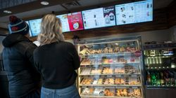 Tim Hortons Apologizes After App Users Report Missing