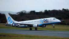 Die britische Fluggesellschaft Flybe Pleite Geht, FFF-Coronavirus