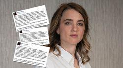 Adèle Haenel menacée et insultée par un célèbre directeur de