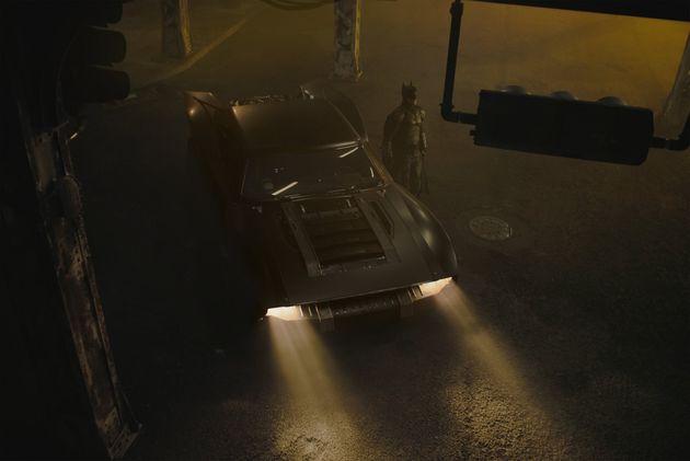 «The Batman»: découvrez les premières images de la nouvelle