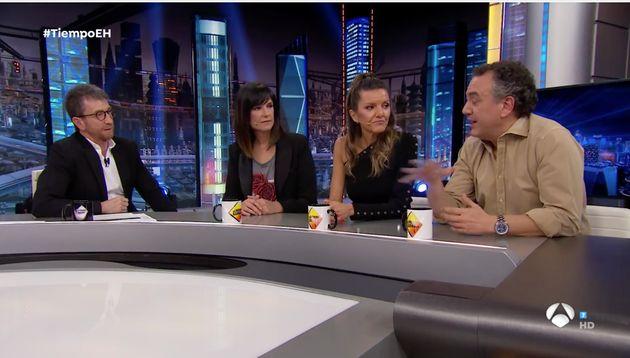 Los meteorólogos de Antena 3, en 'El