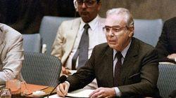 Muere el exsecretario general de la ONU Javier Pérez de Cuéllar a los 100