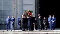 Los nietos de Franco llevan a Estrasburgo una demanda por la exhumación del