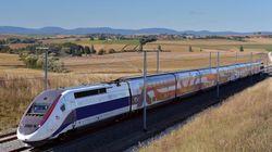La motrice d'un TGV Strasbourg-Paris déraille, au moins un blessé en urgence