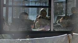 Δεκατρείς πρόσφυγες επιστρέφουν από τη Μυτιλήνη στην