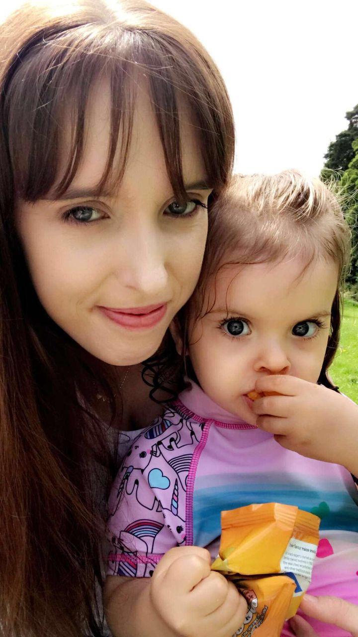 Natalie Roberts has four children